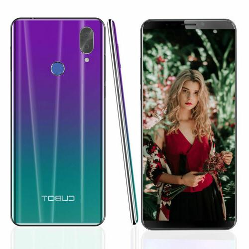 Android 9.0 CUBOT X19 Core Touch ID Smartphone