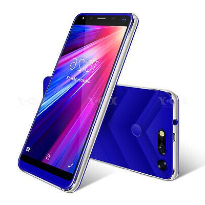 Android 8.1 Unlocked Cheap Cell Phone Dual Smartphone