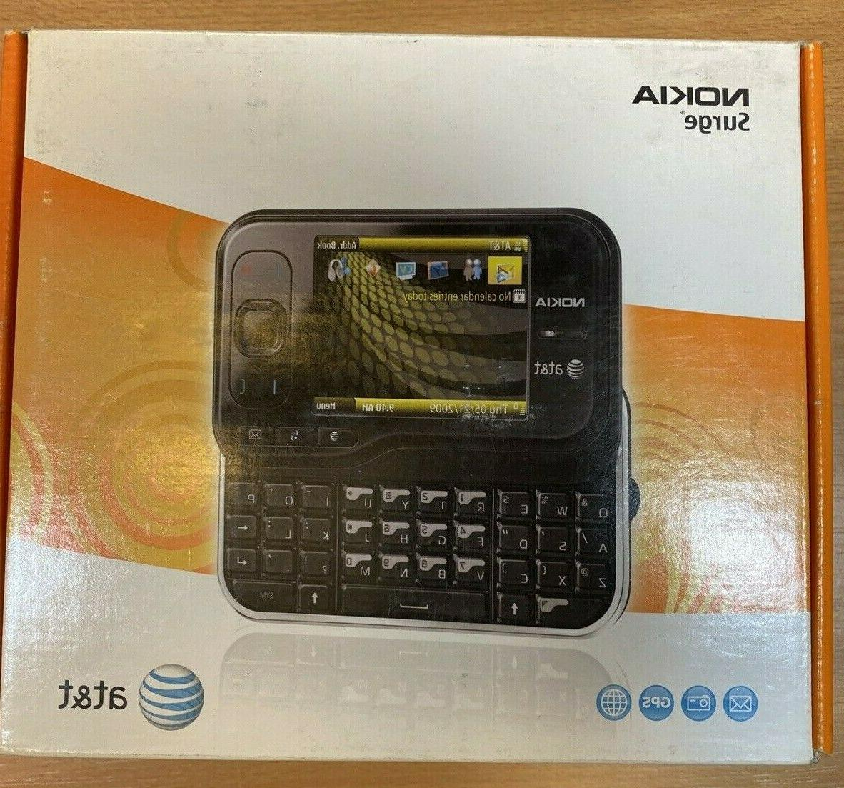 AT&T 6790 Surge - Black New. Never used. Free shipping.