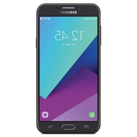 "Samsung Galaxy J7 Perx 5.5"" 16GB LTE Smartphone for Boost Mo"