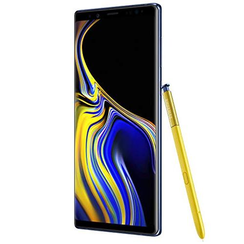 "Samsung Note 9 Factory Unlocked Phone 6.4"" and 128GB , Blue"