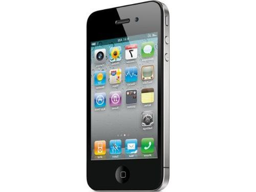 iphone 4 gsm black