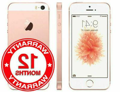 iPhone 16/32/64/128GB Apple Grey Pink Gold Factory