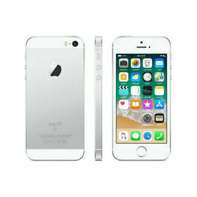 iPhone 16/32/64/128GB Apple Grey Pink Factory Unlocked Smartphone