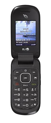 TracFone LG L238C 3G Prepaid Phone - Retail Packaging