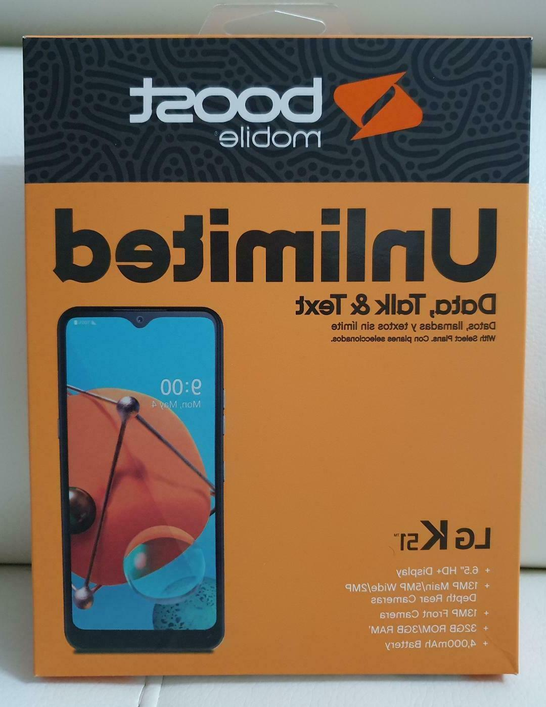 NEW Boost Mobile-32GB Boost Mobile Free 1st Month&& GIFTS