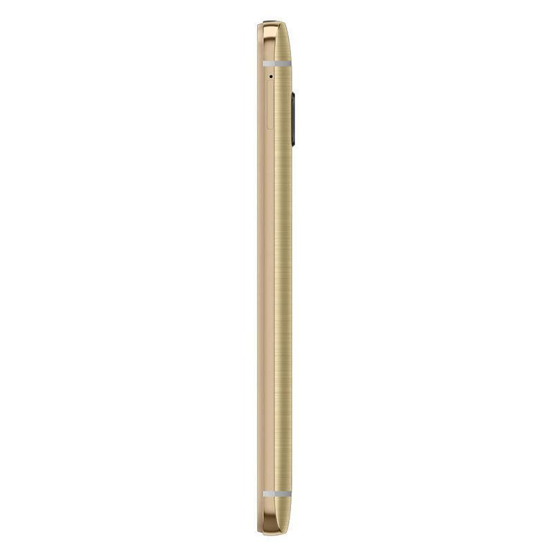 """AT&T LTE 32GB 5"""" Smartphone Gold"""