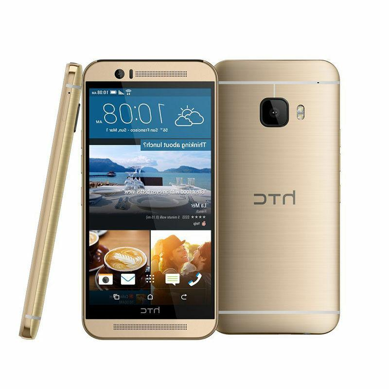 new one m9 at and t unlocked