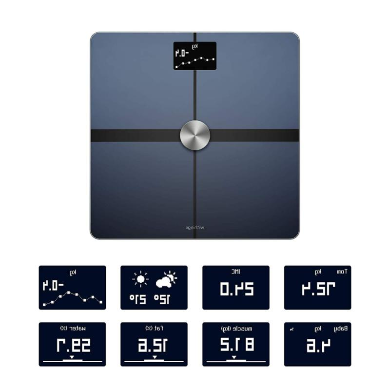 Nokia Smart Body Composition Wi-Fi Digital with Smartphone App