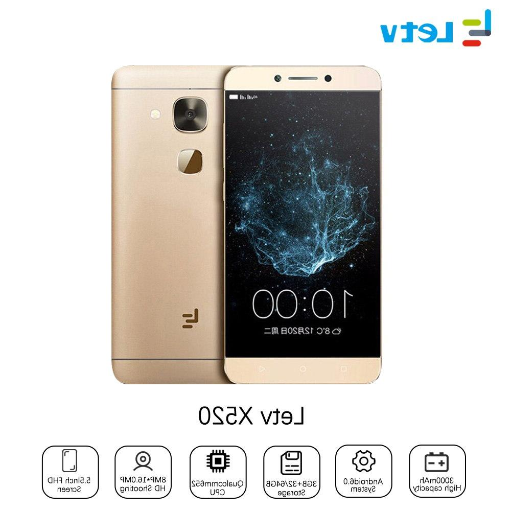 Original X522 3GB RAM 652 5.5 Octa 3000mAh Mobile Phone