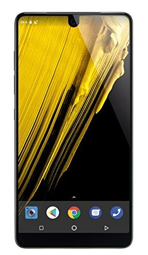Essential Gray – Unlocked Titanium and phone with Display