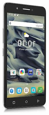 Alcatel Pixi 4 16GB Unlocked GSM 4G LTE Quad-Core Phone w/ 8