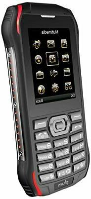 Plum Ram 6 - Rugged Unlocked Cell Phone GSM Shock Water Proo