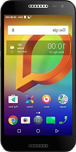 REPUBLIC WIRELESS UNLOCKED , ALCATEL A30 - 16GB - Prime Blac