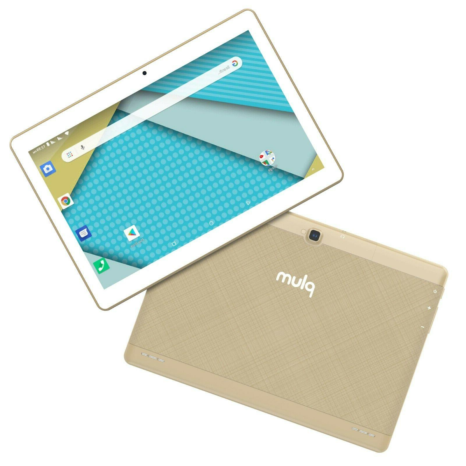 """10"""" Tablet Phone 4G GSM Android Phablet Dual 13"""
