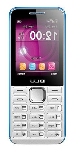 BLU Tank II T193 Unlocked GSM Dual-SIM Cell Phone with Camer
