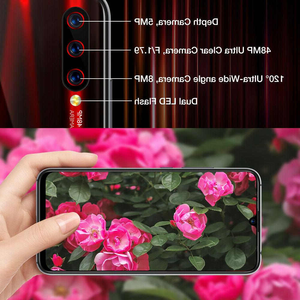 UMIDIGI X 128GB AMOLED Fingerprint NFC