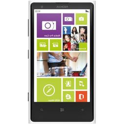 Nokia Lumia 1020 RM-877 32GB Unlocked GSM Windows Cell Phone