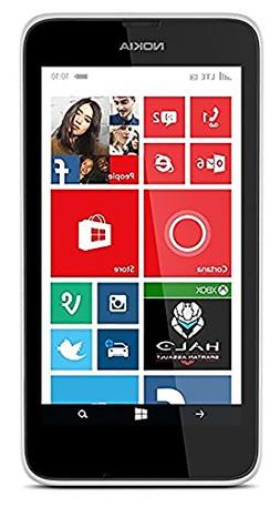 Nokia Lumia 635 AT&T Windows 8.1 Smartphone - White