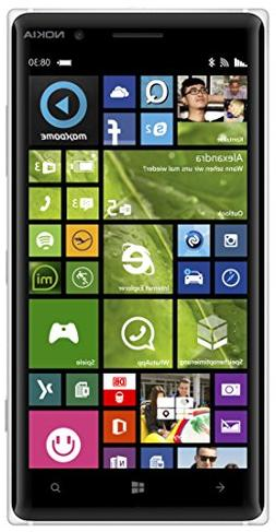Nokia Lumia 830 Unlocked GSM 4G LTE Windows Smartphone w/ 10