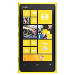 Nokia Lumia 920 32GB Unlocked GSM Windows 8 Smartphone w/ Ca
