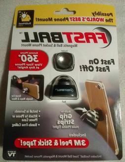 Fast Ball, Magnetic Phone Mount - As Seen On TV, Smartphone