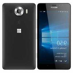 Microsoft Nokia Lumia 950 XL Single SIM 32GB 20MP Unlocked T