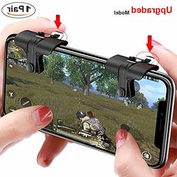 Mobile Game Controller PUBG Aim and Capacitive Sensitive Pre