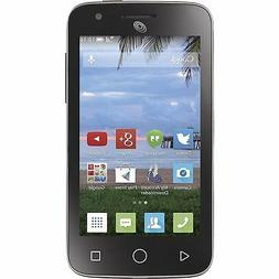 Net10 Alcatel Pop Star 2 4G LTE Prepaid Smartphone - White B