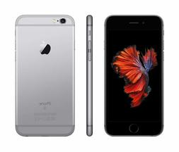 New & Sealed - Apple iPhone 6s - 32GB - Space Gray - Straigh