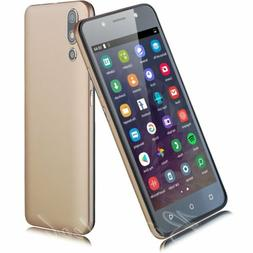 New Android 8.1 Unlocked Cell Phone 5.0'' 3G Smartphone Quad