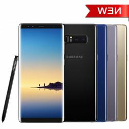 NEW Samsung Galaxy NOTE 8   Verizon AT&T T-Mobile