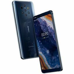 New In Box Nokia 9 PureView 128GB Midnight Blue Factory Unlo