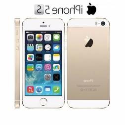 New - Apple iPhone 5S 64GB 4G LTE GSM Unlocked Smartphone |