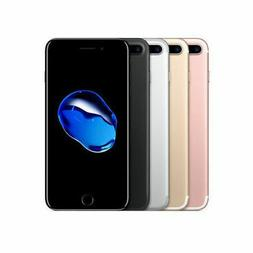 New Apple iPhone 7 Plus 32GB/128GB Factory GSM Unlocked; AT&
