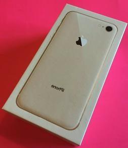 NEW Apple iPhone 8 - 64GB - Gold - Factory Unlocked - Brand