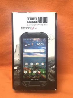 NEW VERIZON KYOCERA DURAFORCE PRO 2 E6910N ANDROID RUGGED SM
