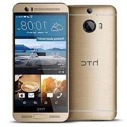 "HTC One M9+ Plus 32GB Gold, 5.2"", GSM Unlocked International"