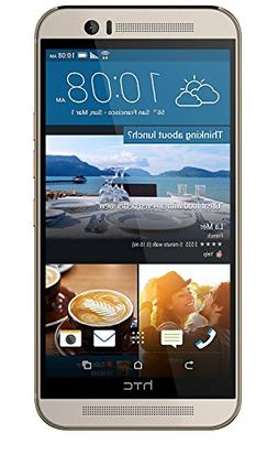 HTC One M9 32GB T-Mobile GSM 4G LTE 20MP Camera Smartphone w