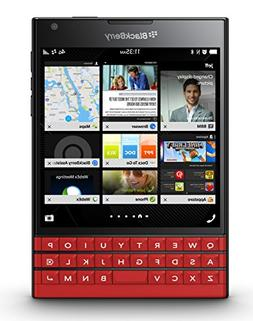 BlackBerry Passport Factory Unlocked Cellphone, Red