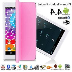 Indigi HOT PINK 2-in-1 Phablet 7.0in 3G SmartPhone Android 4