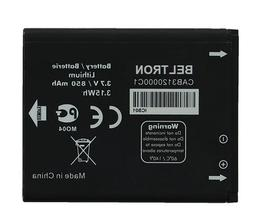 New BELTRON Replacement Battery for Alcatel OT-880a aVengean