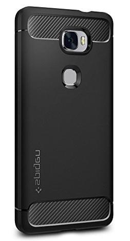 Spigen Rugged Armor Honor 5X Case with Resilient Shock Absor