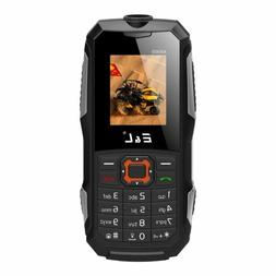 Rugged Unlocked IP68 Feature Phone E&L K6900 2G Mobile Phone