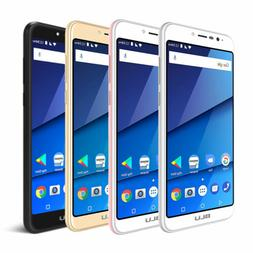 "BLU Studio View XL S790Q Smartphone 5.7"" 16GB Unlocked GSM D"
