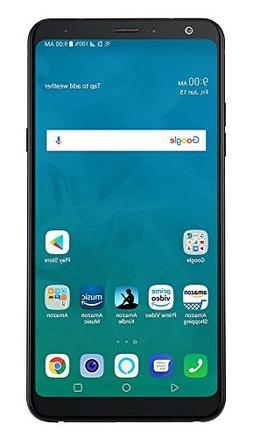 LG Stylo 4 – 32 GB – Unlocked  – Aurora Black – Prim