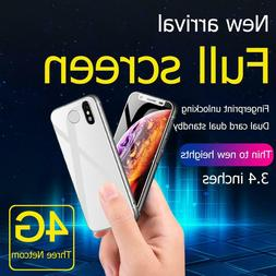 Super Mini 4G LTE Smallest Smartphone Melrose 2019 Android8.