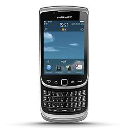 BlackBerry Torch 9810 Unlocked Touchscreen Smartphone - Grey