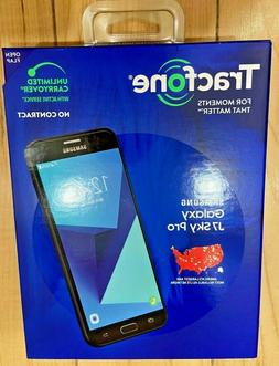 Tracfone Samsung J7 Sky Pro 4G Phone + 1 Year of Service wit