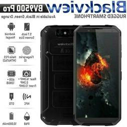 "Unlocked Blackview BV9500 Pro 5.7"" 6+128GB Helio P23 4G Andr"